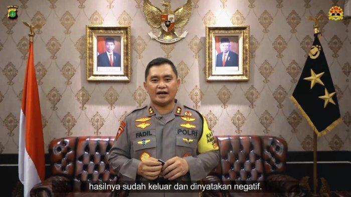 Kapolda Metro Jaya Irjen Fadil Imran Minta Maaf, Bripka CS Tembak 3 Orang hingga Tewas