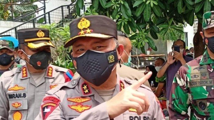 Kapolda Metro Jaya Harap Vaksinasi di Wilayah Aglomerasi Tercapai 70 Persen