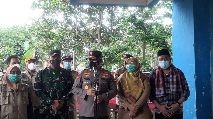 Kapolda Metro Jaya Tinjau Kampung Tangguh Jaya di Rusunawa Pulogebang