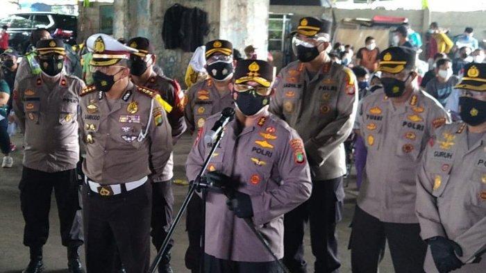 Kapolda Metro Jaya Targetkan 3 Juta Warga Jakarta Mengikuti Program Vaksinasi Merdeka