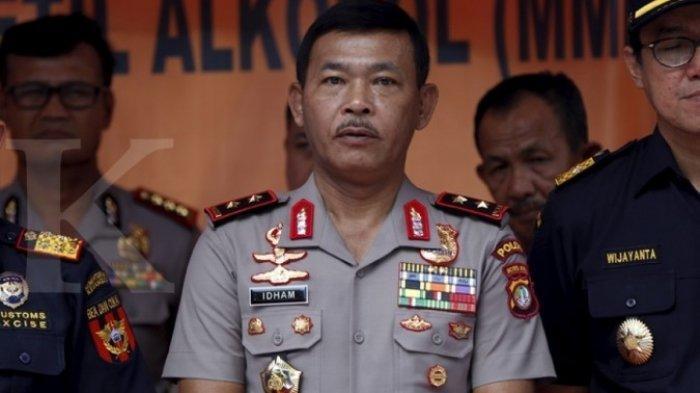 Komjen Idham Azis: Calon Kapolri Rekan Seangkatan Tito, Bertempur Bersama Tangkap Teroris Dr Azahari