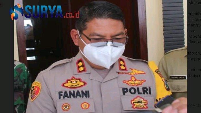 Jejak Kapolres Blitar AKBP Ahmad Fanani: Pernah Tembak Pengedar Narkoba, Marahi Kapolsek dan Camat
