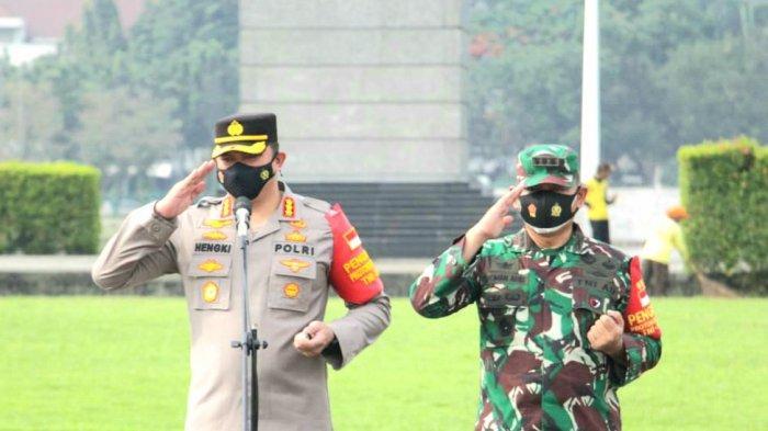 Cegah Terorisme, TNI-Polri Bakal Perketat Penjagaan di Area Gereja Katedral