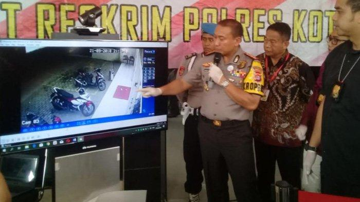Bandit Spesialis Rampok Minimarket Dihadiahi Timah Panas Oleh Polisi