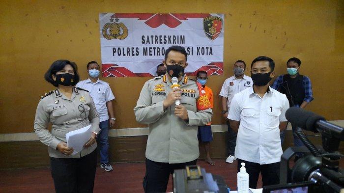 Kawal Peringatan May Day, Polres Metro Bekasi Kota Siagakan 945 Personel