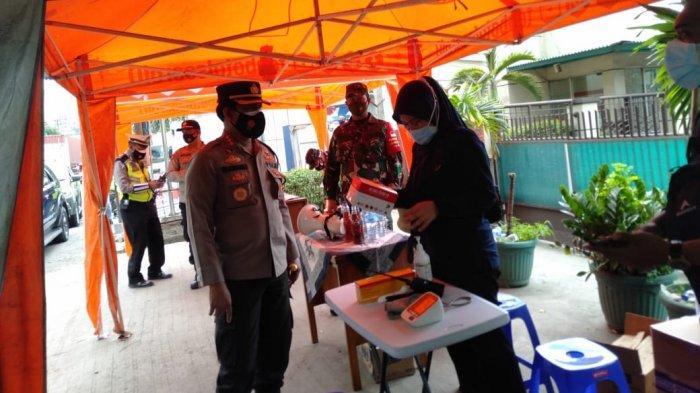 Polisi Gelar Pasukan di Sejumlah Titik di Kota Bekasi, Kawal Pergerakan Massa Demo Aksi 1812