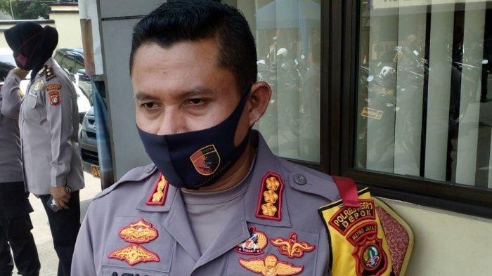 BREAKING NEWS Gasak Handphone, Pria Ngaku Polisi Bawa 2 Korbannya dari Depok ke Kebayoran