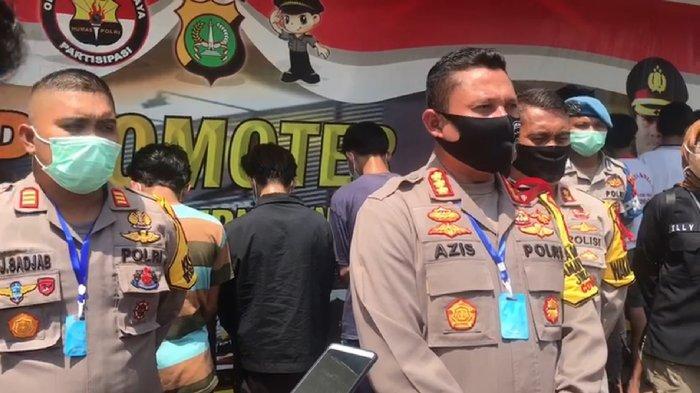 Tawuran Dini Hari di Depok, 11 Pelaku Berusia Belasan Tahun Hingga Masih SD Diciduk Polisi