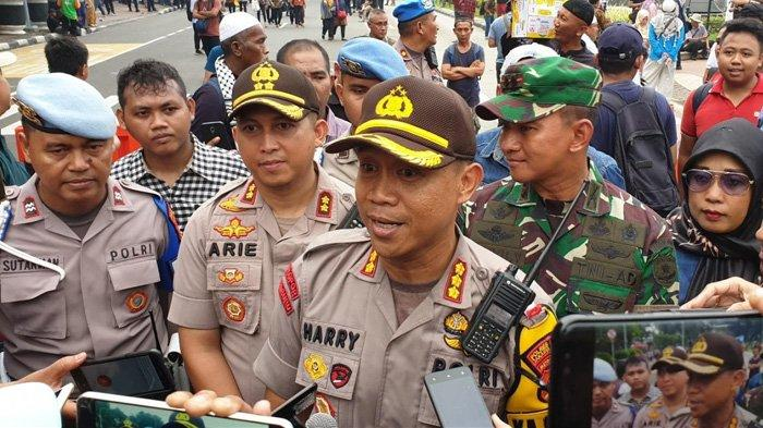 Aksi Massa Saat Sidang Pilpres di MK Berlangsung Damai, Kapolres Jakarta Pusat Ucapkan Terimakasih