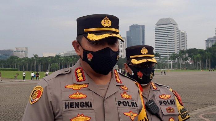 Siap 'Menyerbu' Zona Merah, Polres Metro Jakarta Pusat Terjunkan Tim Vaksinasi Covid-19