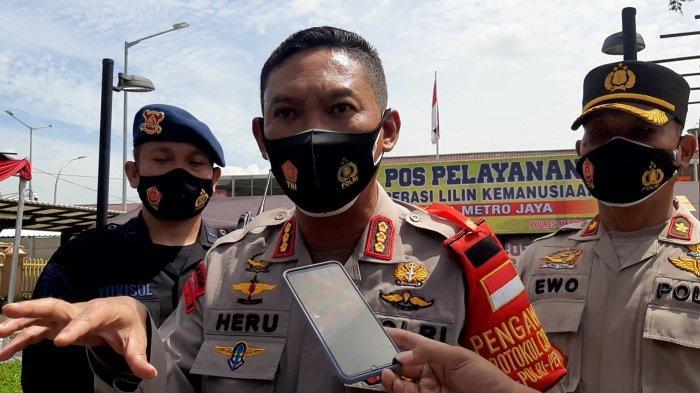 Polres Metro Jakarta Pusat Layani Rapid Tes Antigen di Stasiun Senen, Penumpang Kereta Gratis