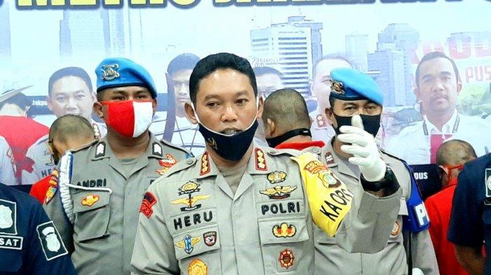 Dicopot Kapolri, Ini Sederet Prestasi Kombes Heru Novianto Jabat Kapolres Metro Jakarta Pusat
