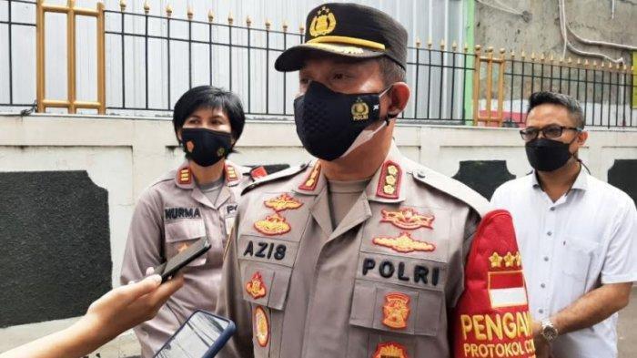 190 Personel Polisi Amankan Sidang Praperadilan Rizieq Shihab di PN Jakarta Selatan