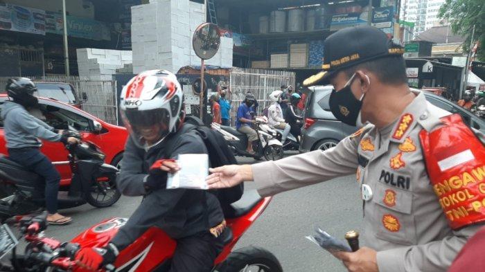 Selama Operasi Zebra Jaya 2020, Polisi Bakal Bagi-bagi Ribuan Masker Gratis