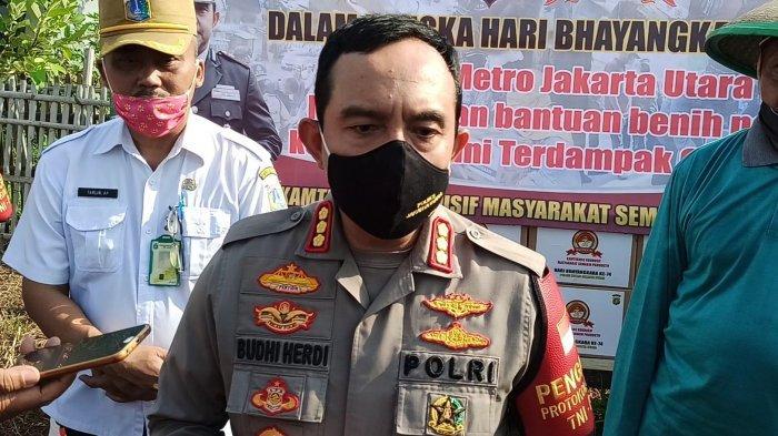 Peringati Hari Bhayangkara, Polres Jakarta Utara Fokus Kegiatan Sosial Terkait Covid-19