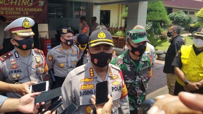 Kabur dari Lapas Tangerang, Bandar Narkoba Pakai Obeng Buat Gali Terowongan Sepanjang 30 Meter