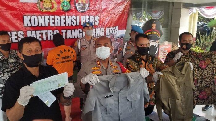Oknum PNS Kota Tangerang Lakukan Penipuan Pendaftaran CPNS, Polisi: Korbannya Puluhan Orang