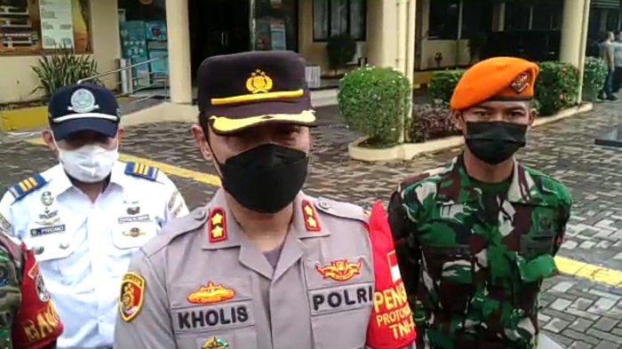 Kasus Covid di DKI Jakarta Melonjak, Polres Pelabuhan Tanjung Priok Tingkatkan Pengawasan PPKM