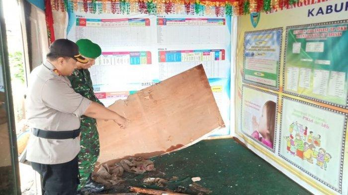 Sederet Fakta Gudang Logistik KPU di Sumbar Terbakar: Ada 36.000 Surat Suara, Diduga Sengaja Dibakar