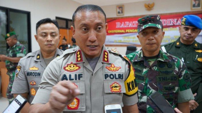 Malam Takbiran, Polresta Tangerang Soroti Pusat Keramaian di Kabupaten Tangerang