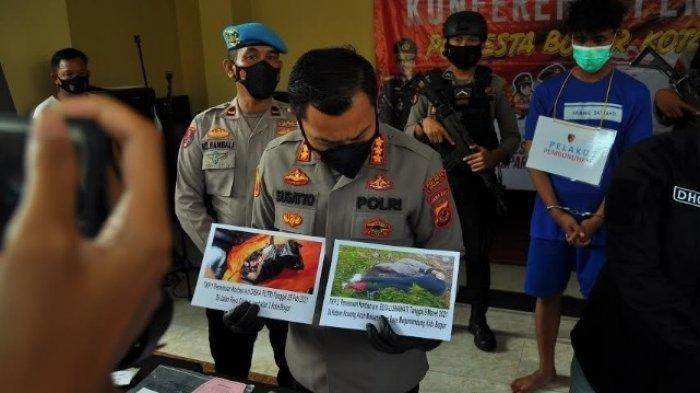 Aksi Biadab Pria Asal Depok Habisi Nyawa Janda Muda dan Siswa SMA di Bogor, Berkenalan dari Medsos