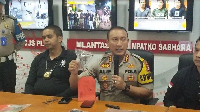 Begal Motor Bersenjata Tajam dan Pistol Menghantui Kabupaten Tangerang