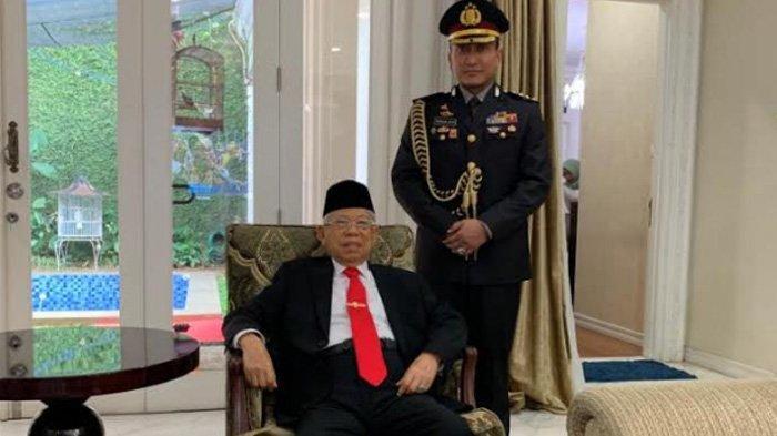 Kapolres Tangerang Sabilul Alif Jadi Ajudan Maruf Amin: Banyak Terobosan dan Dekat dengan Warga