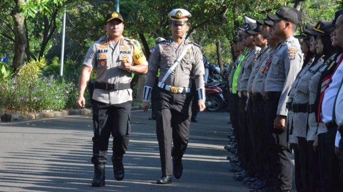 Tempat Ibadah, Wisata dan Perbelanjaan Jadi Pusat Pengamanan Polisi di Kabupaten Tangerang