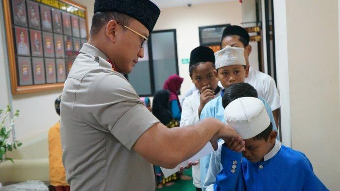 Sejumlah Pejabat Kabupaten Tangerang Rajin Bagi-bagi Takjil dan Sumbangan ke Anak Yatim