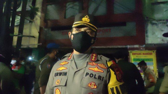 Jelang Arus Balik, Kapolrestro Jakarta Timur Imbau Warga dan Pendatang Swab Test Antigen