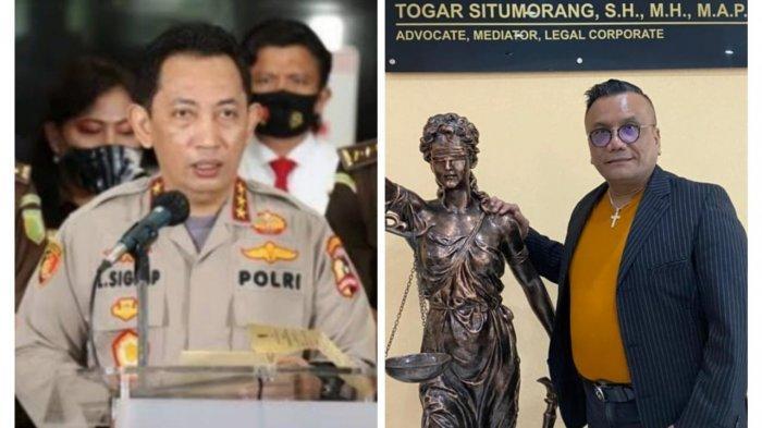 Advokat Togar Situmorang Apresiasi Kebijakan Kapolri Listyo Sigit Prabowo Terkait Perpanjangan SIM