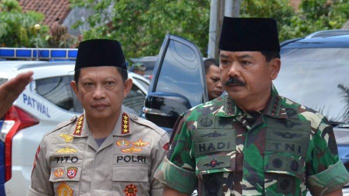 Sebut Ada Kelompok yang Bermain di 22 Mei, Begini Penjelasan Tito Karnavian