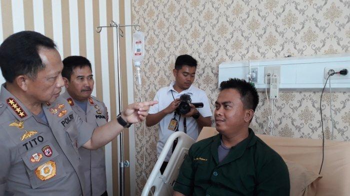 Sembilan Polisi Korban Kericuhan di DPR Masih Dirawat di RS Polri Kramat Jati