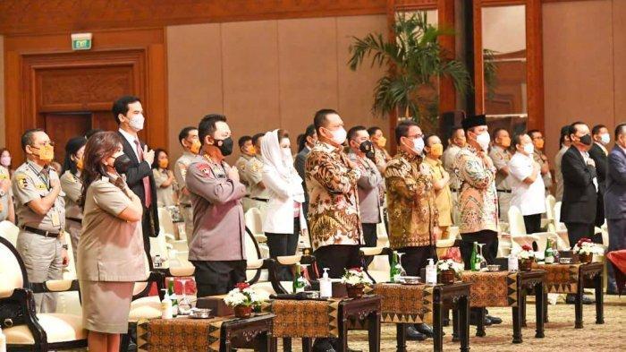 Kapolri Kukuhkan Evita Nursanty Jadi Ketua Umum KBPP Polri 2021-2026