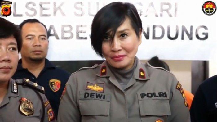 Tersandung Kasus Narkoba, Kapolsek Astana Anyar Kompol Dewi Berharta Rp110 Juta: Cuma Punya 1 Mobil