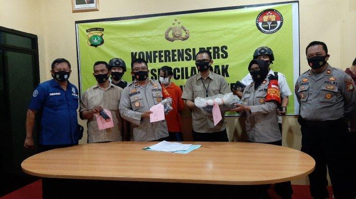Polisi Ringkus Pencuri Motor Modus Test Drive di Cilandak Jakarta Selatan