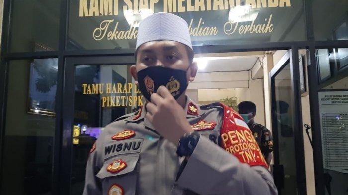 Polisi Buru Suami Yang Tega Tusuk Istrinya 13 Kali di Ciledug Tangerang
