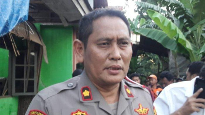 Kapolsek Ciracas Kompol Agus Widar di Ciracas, Jakarta Timur, Rabu (13/3/2019).