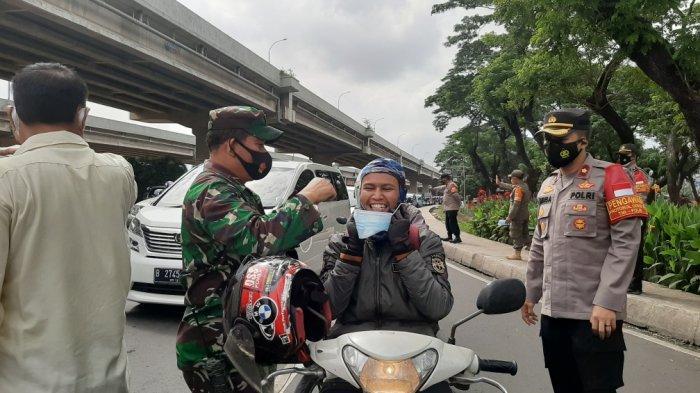 Sepanjang PPKM, Jumlah Pelanggar Protokol Kesehatan di Jakarta Timur Naik 15 Persen