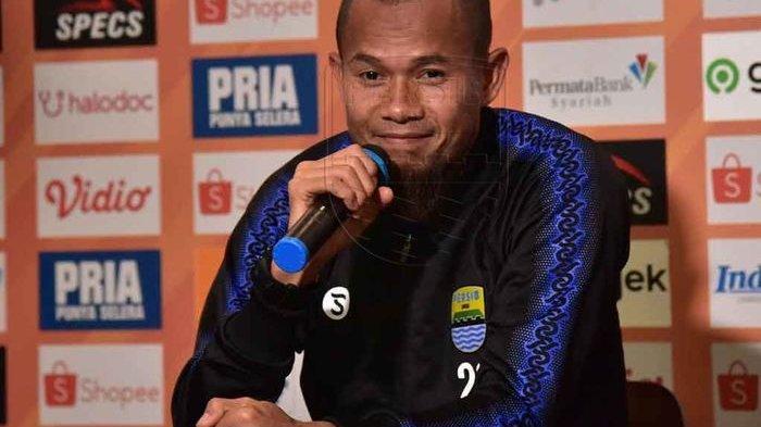 Reaksi Kapten Persib Bandung Soal 2 Eks Maung Bandung Mundur dari Arema FC