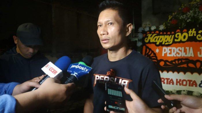 Ini Pesan Khusus Teco kepada Ismed Sofyan Sebelum Tinggalkan Persija Jakarta