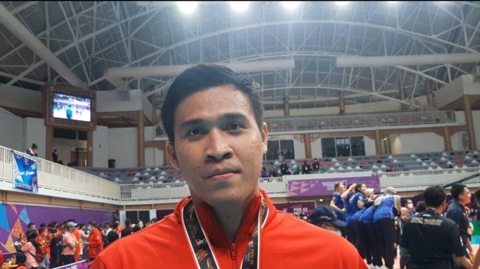 Kalah di Final, Kapten Voli Putra DKI Jakarta Tetap Bersyukur Bawa Pulang Perak PON Papua