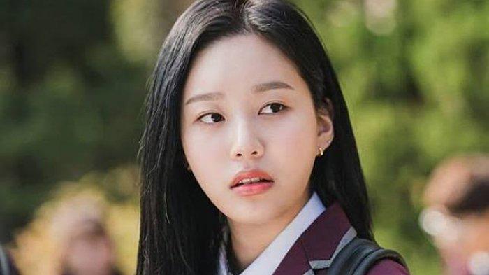 Karakter Kang Su Jin diperankan Park Yoo Na di Drama Korea True Beauty.
