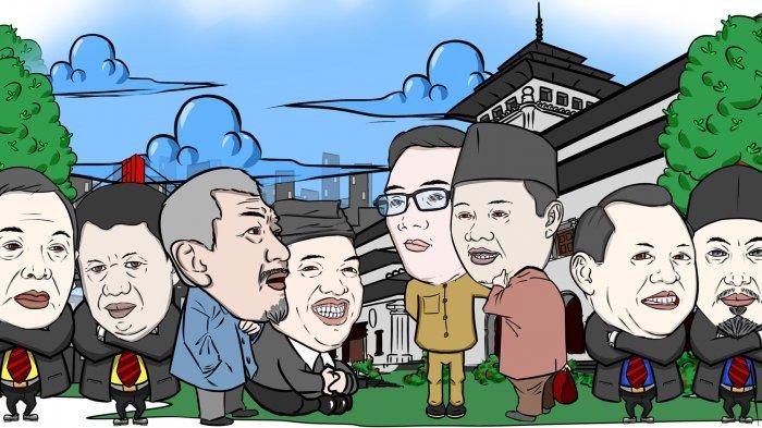 Nasdem Panen, Ini Peta Kemenangan Partai Politik di 15 Provinsi dalam Pilkada Serentak