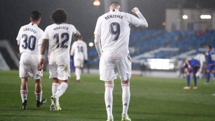Jelang Atalanta vs Real Madrid - Los Blancos Krisis Pemain saat Bertandang ke Stadion Gewiss