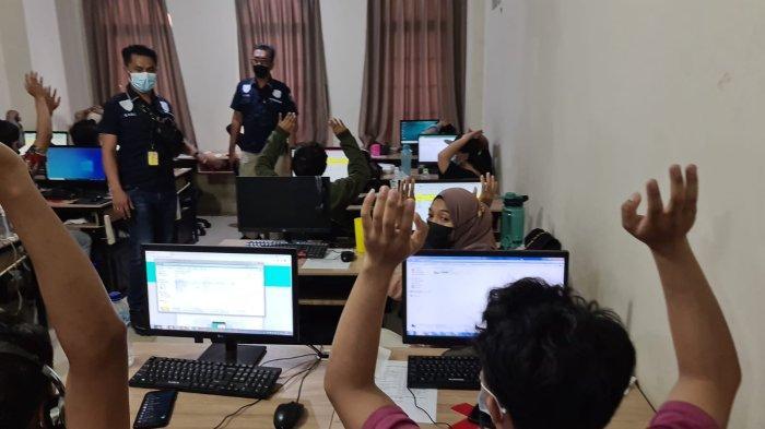 Kantor Pinjol di Cengkareng Digerebek Polisi, 56 Karyawannya Langsung Ditangkap