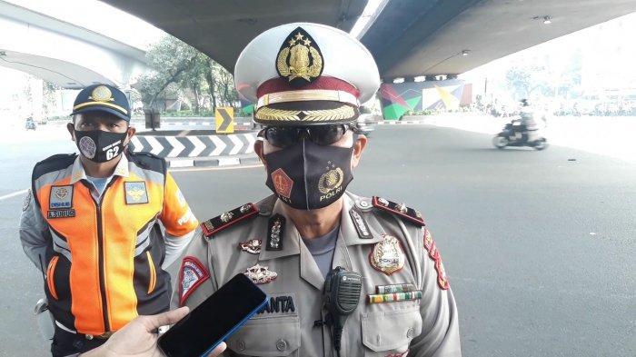 Sosialisasi Ganjil Genap, Jumlah Pelanggar di Jakarta Barat Diklaim Terus Menurun