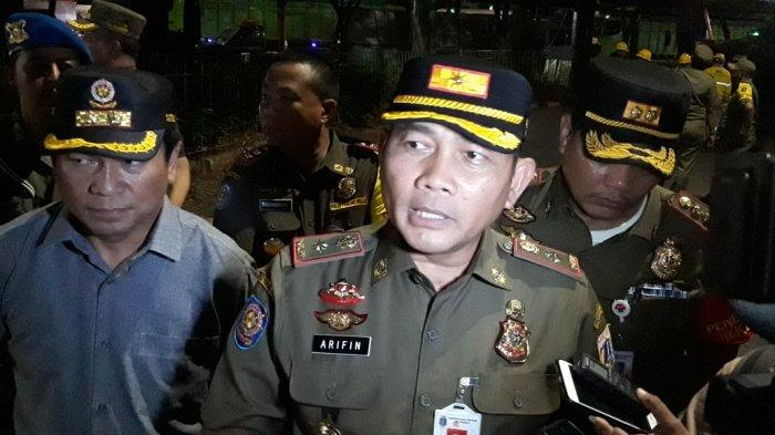 Kasatpol PP DKI Jakarta, Arifin