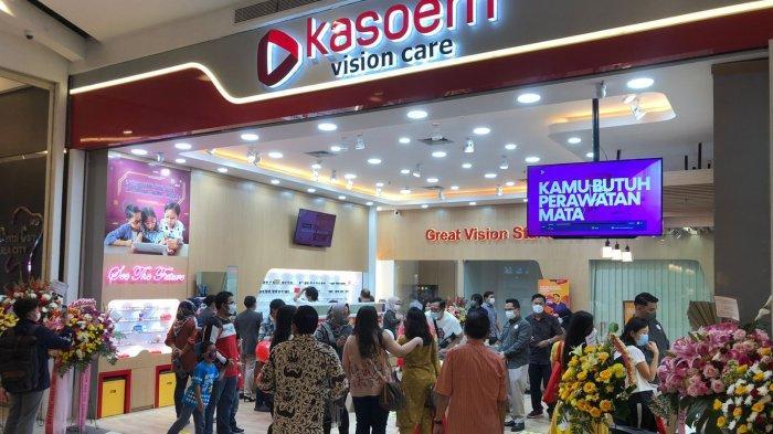 Kasoem Vision Care Kini Hadir di Pusat Perbelanjaan Jakarta