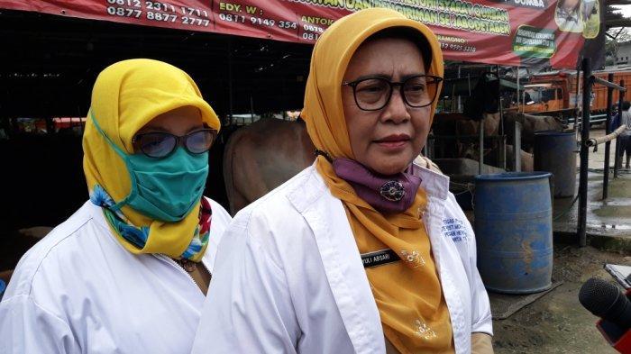 Sudin KPKP Jakarta Timur Larang Pemilik Hewan Kurban Saksikan Proses Pemotongan